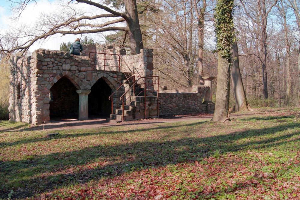 Gut und Schloss Liebenberg in Brandenburg